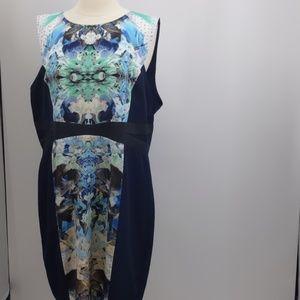 Dorothy Perkins shift dress-sz 16 (uk 20)